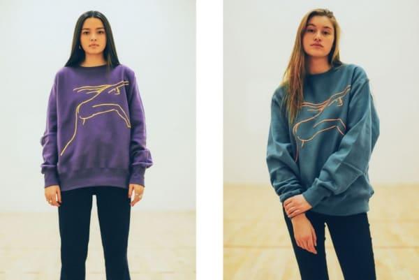 streetwear feminino moletom