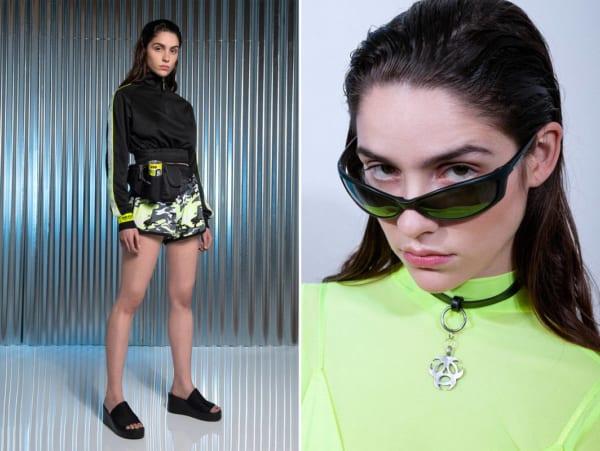 streetwear feminino simples