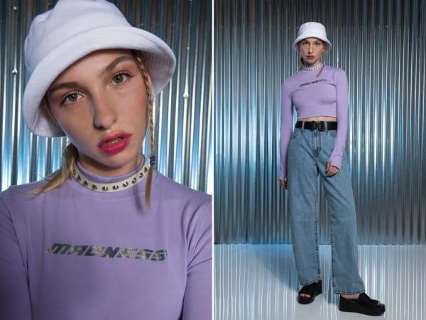 streetwear feminino wasted paris
