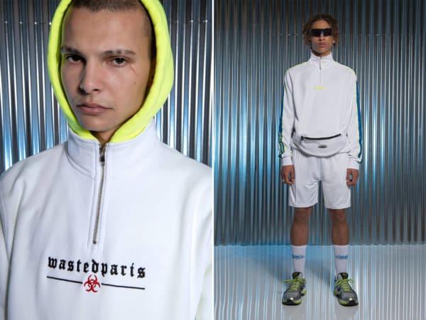 streetwear masculino com short