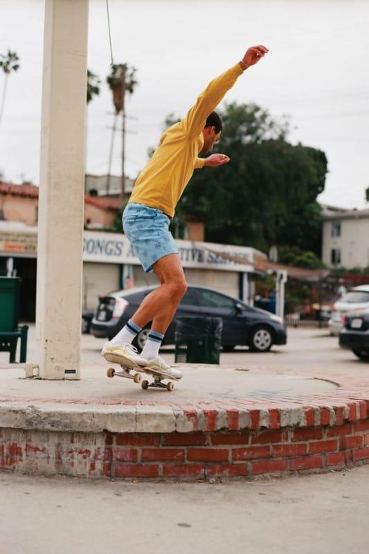 streetwear masculino skate