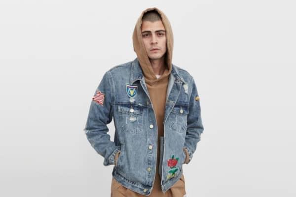 streetwear masculino sobreposição