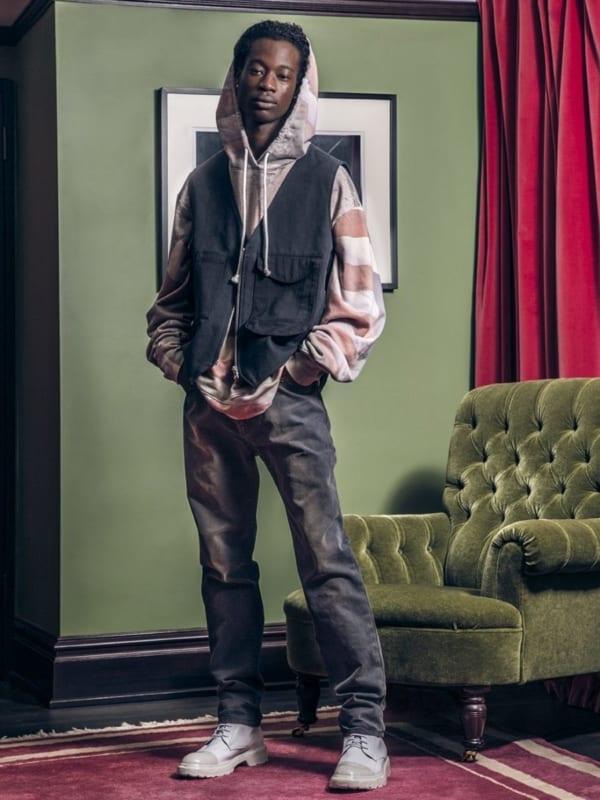 streetwear masculino sofisticado