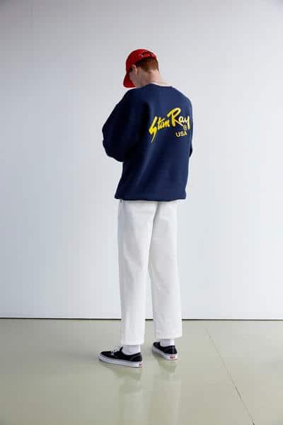 streetwear masculino stan ray