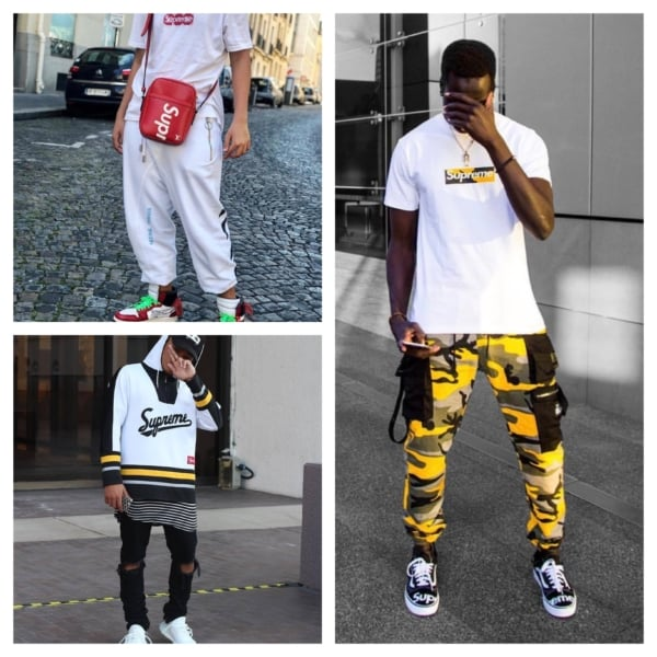 Streetwear【2021】➞ +80 looks estilosos e as melhores marcas!