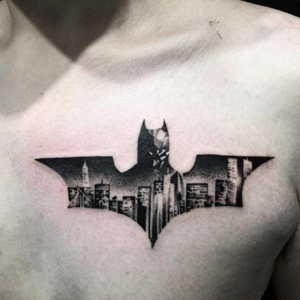Tatuagem Batman 50 Ideias Para Fas Do Morcego