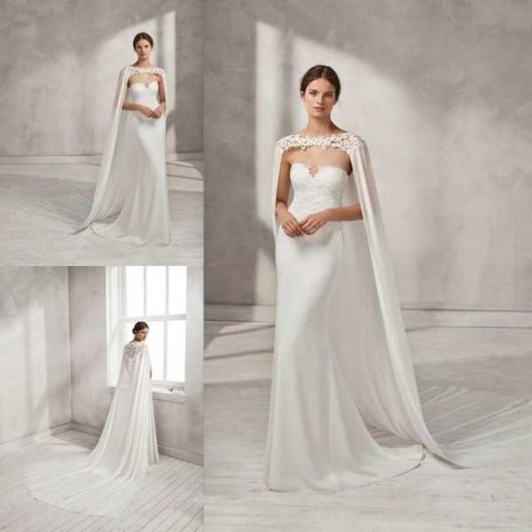vestido de noiva casamento noite 65