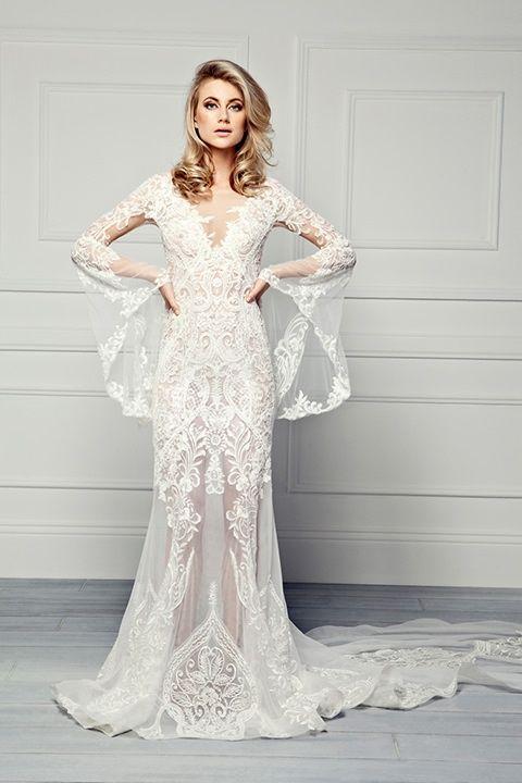 vestido de noiva casamento noite 66