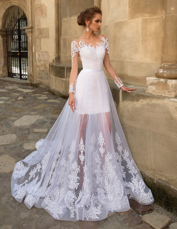 vestido de noiva casamento noite 68