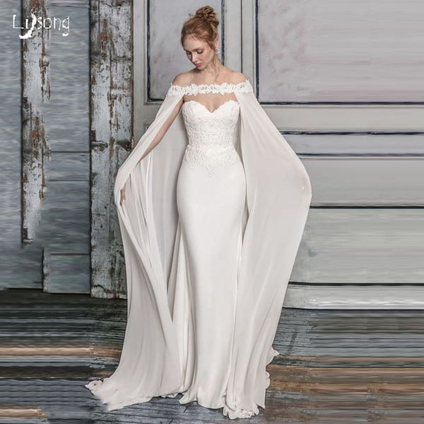 vestido de noiva casamento noite 70