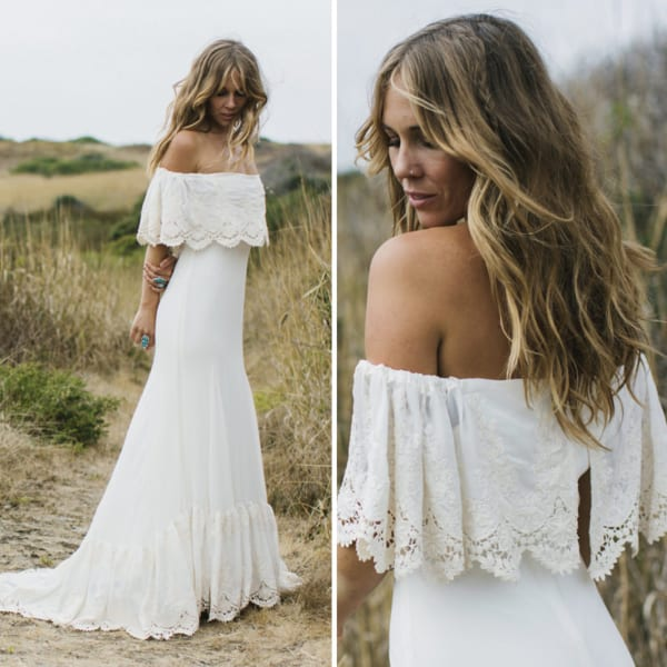 vestido de noiva modelo simples para casamento dia 56