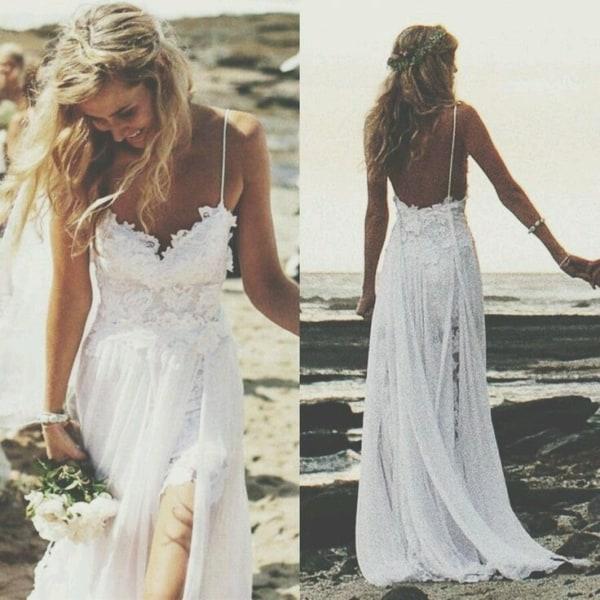 vestido de noiva modelo simples para casamento dia 58