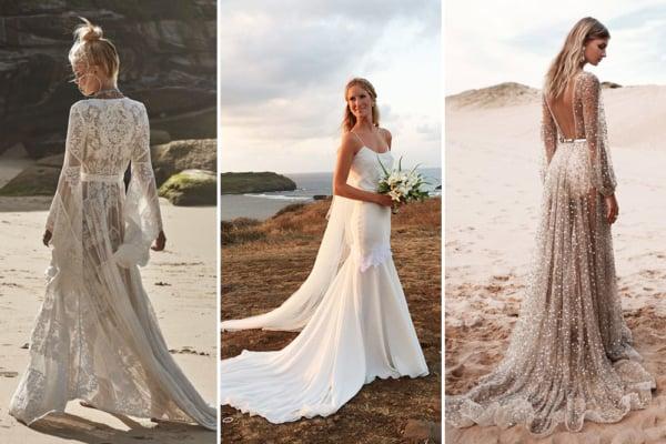 vestido de noiva modelo simples para casamento dia 61