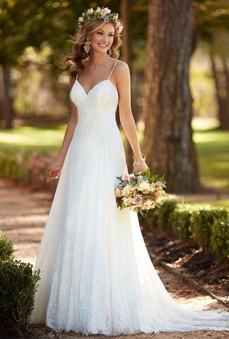 vestido de noiva simples 79