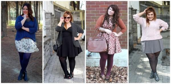 42 Looks com Meia Calça Plus Size – Dicas e Ideias para Combinar!