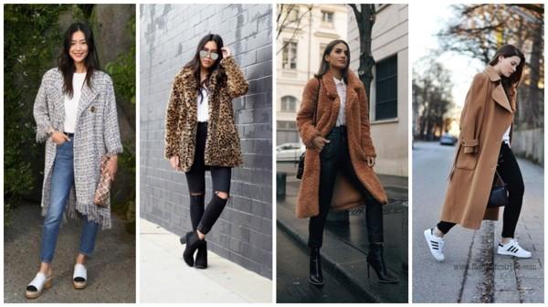 Modelos de casacos – 8 tipos de casacos para ter no seu armário!