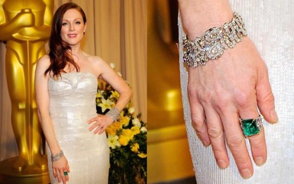 como usar anel grande de esmeralda