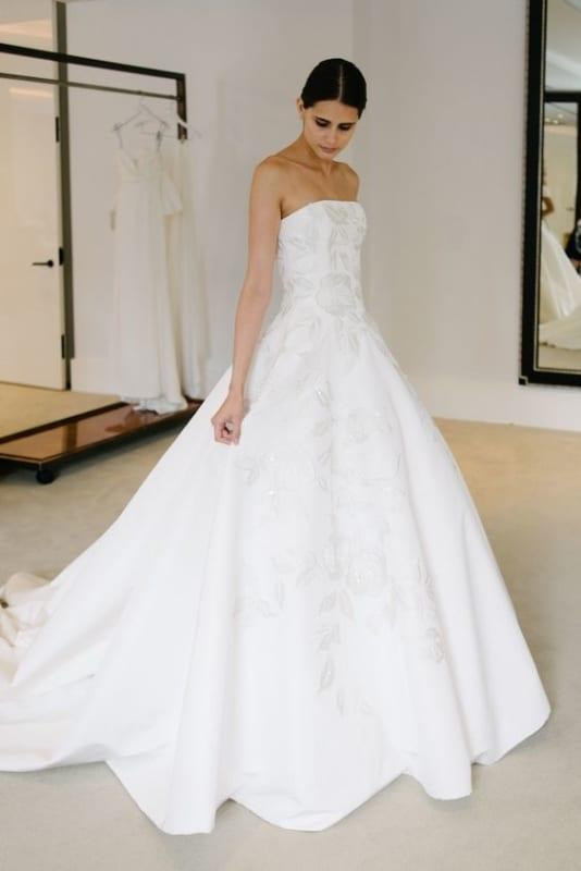 vestido de noiva princesa sem alças
