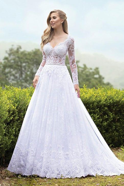 vestido princesa nova noiva