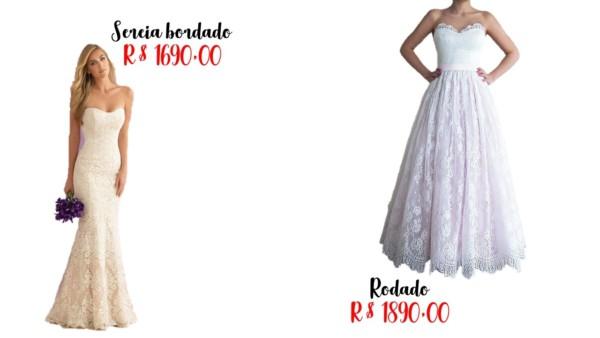onde comprar vestido de noiva tomara que caia