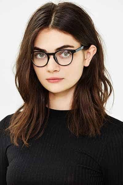 óculos de grau feminino com armação preta