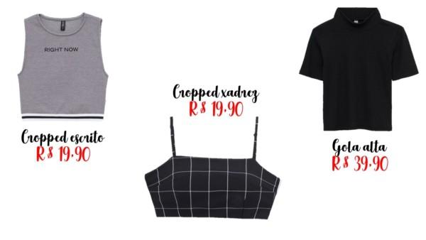 lojas para comprar e preços de blusas tumblr