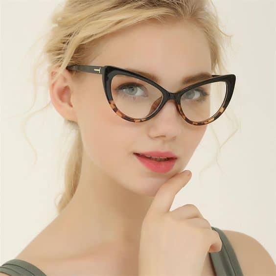 óculos de grau feminino gatinho
