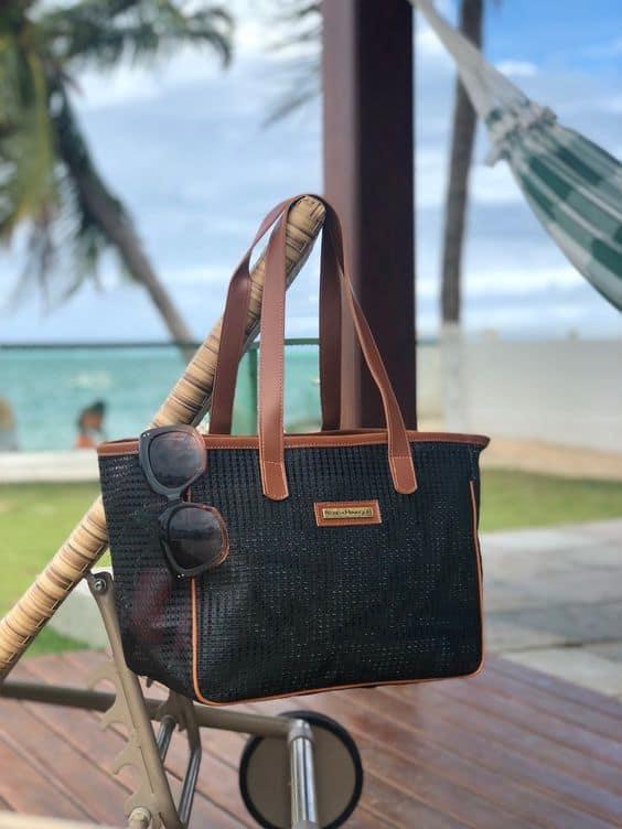 bolsa de praia pequena