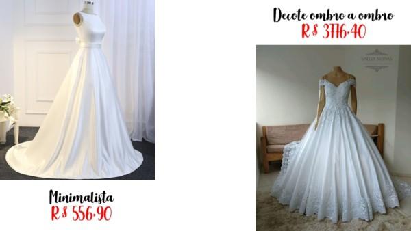 dicas de onde comprar vestido de noiva princesa