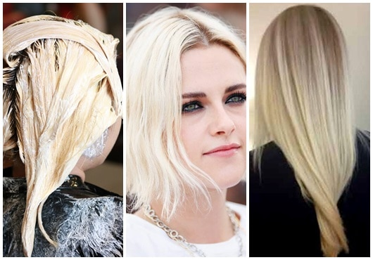 Como descolorir cabelo preto4