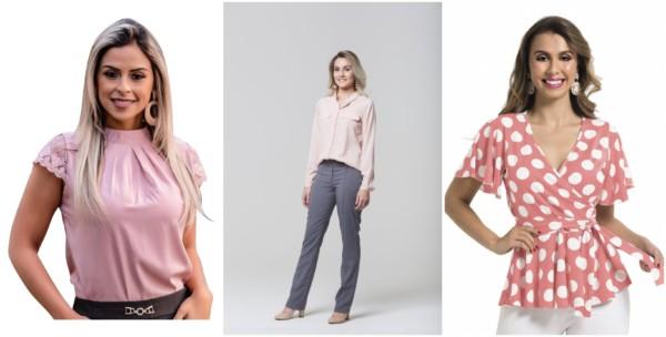 Exemplos de blusas ara trabalhar 4