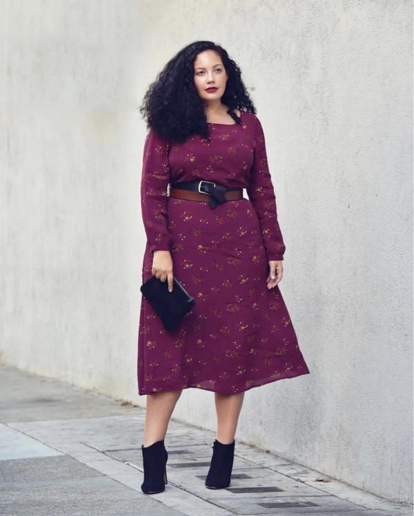 vestidos lindos com bota