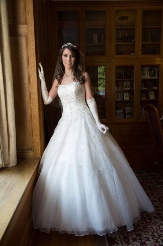 Luvas de noiva 1