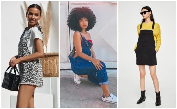 Jardineira feminina – 60 modelos lindos e como compor seus looks!