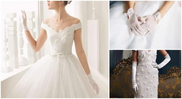 Modelos de luvas de noiva 2