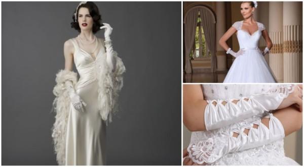 Modelos de luvas de noiva 3