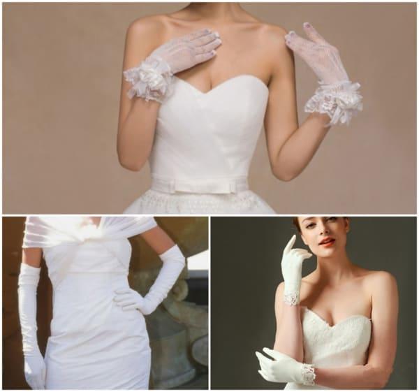 Luvas de noiva – 34 modelos delicados e elegantes para amar!