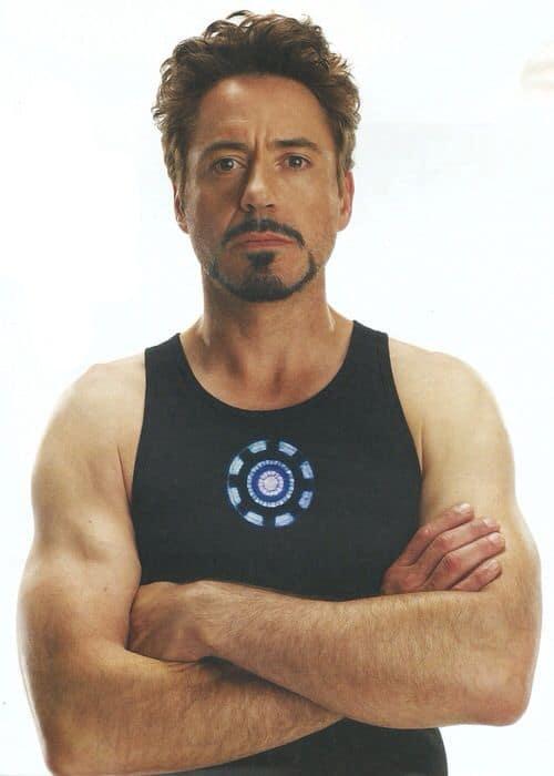 Robert Downey Jr., o Homem de Ferro