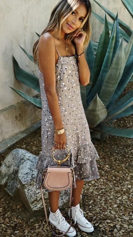 vestidos lindos podem ser estampados