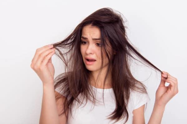 cabelo opaco o que é