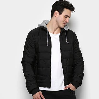 modelos de jaqueta de nylon