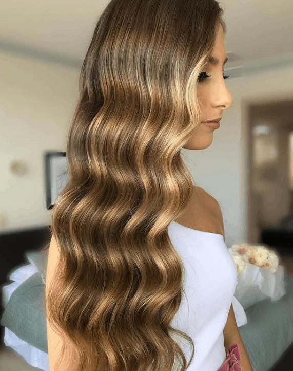 penteado para cabelos solto 59