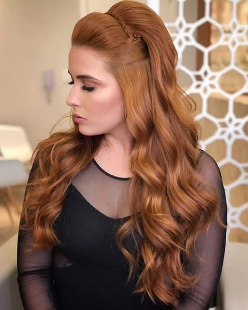penteado semi preso 63 1
