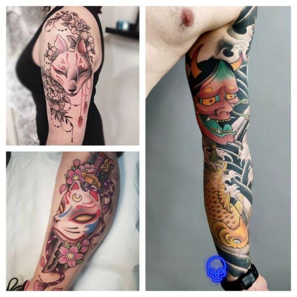 tatuagem japonesa ideias