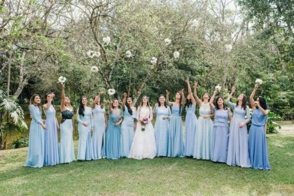 vestido bridesmaid azul 45