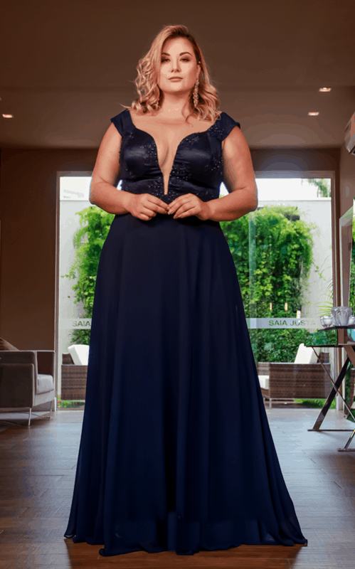 vestido bridesmaid plussize 111