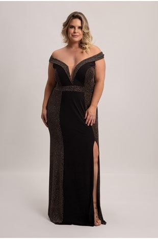 vestido bridesmaid plussize 115