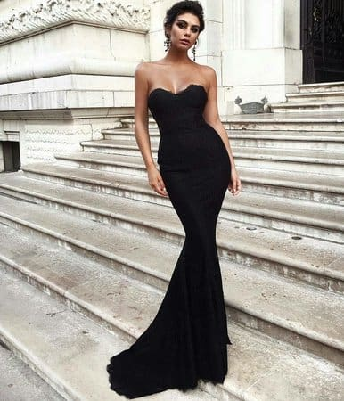 vestido bridesmaid sereia 103