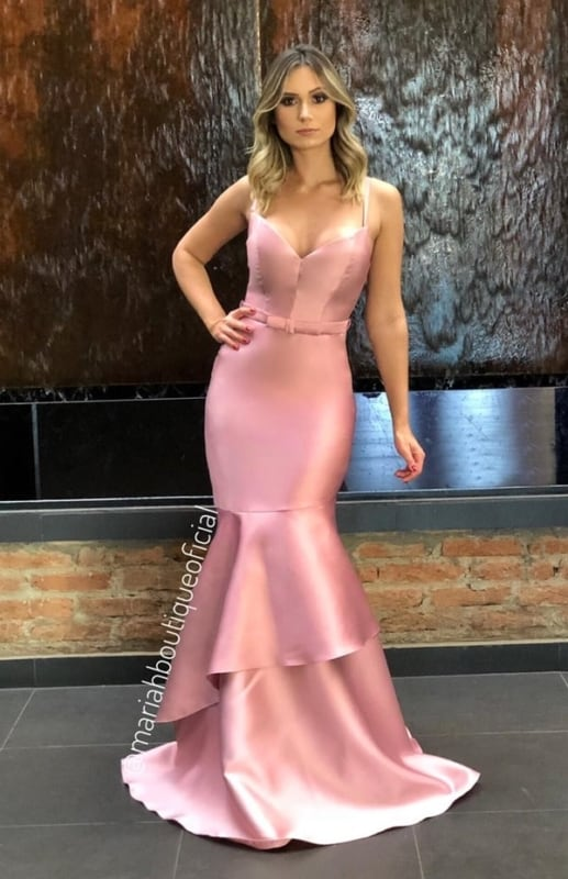 vestido bridesmaid sereia 106