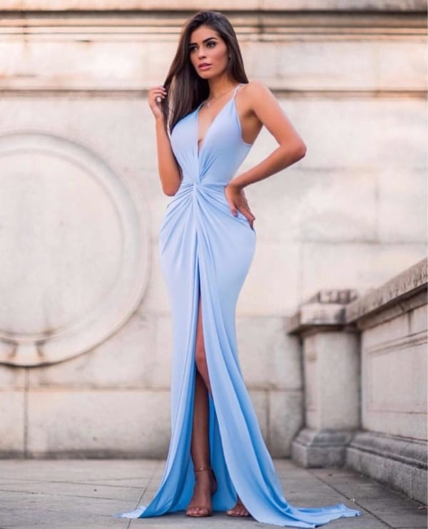 vestido bridesmaid sereia 107